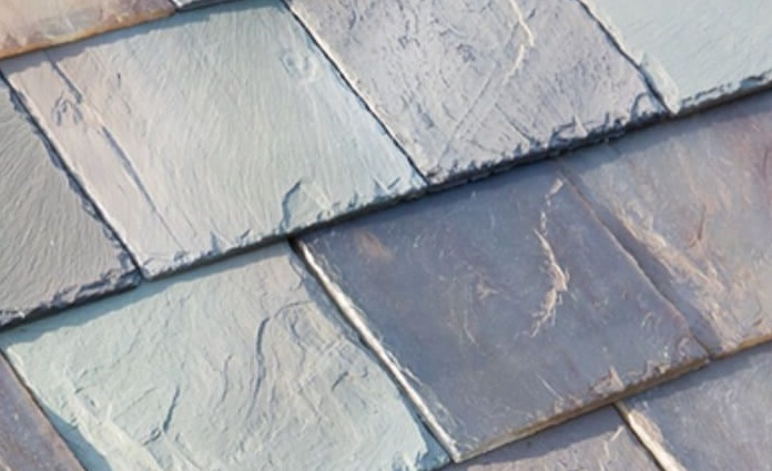 Solar panels that look like roof tiles
