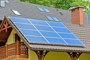 Greening Your World with Solar Panels