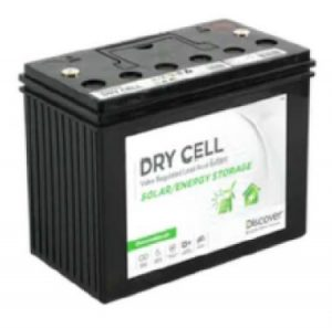 Storing Energy with Solar Batteries